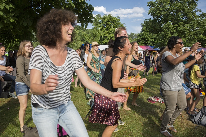 Free Sunday Socials in the Park