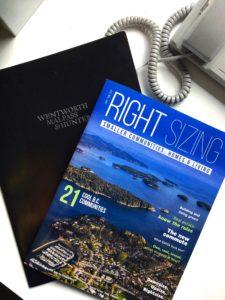 Right Sizing Magazine