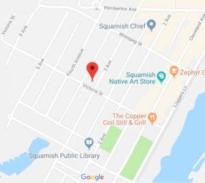 TheLaurenSquamish-map